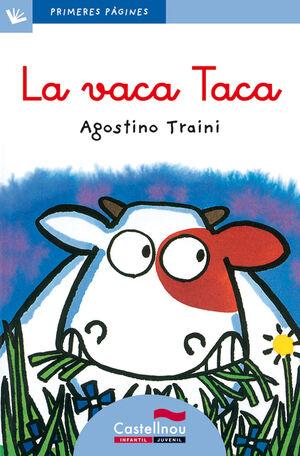 La vaca Taca (lletra lligada)