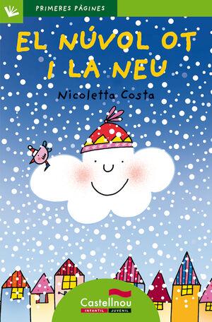 El núvol Ot i la neu (lletra de pal)