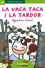 La vaca Taca i la tardor (lletra de pal)