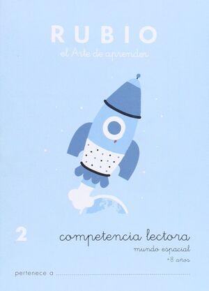 COMPETENCIA LECTORA - MUNDO ESPACIAL