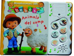 MINI DIC BEBES ANIMALS DEL CAMP