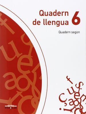 Quadern de llengua 6.2