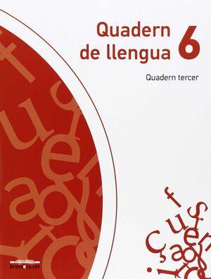 Quadern de llengua 6.3