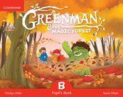 (15).GREENMAN B (5 AÑOS).PUPILS BOOK.MAGIC FOREST