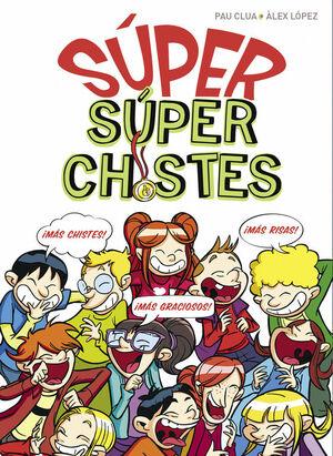 SUPER SUPER CHISTES.(CAJON DESASTRE)