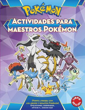 Actividades para maestros Pokémon (Pokémon)