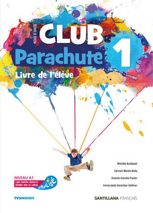 CLUB PARACHUTE 1 PACK ELEVE
