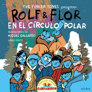 Rolf & Flor en el círculo polar / Rolf & Flor in the arctic circle