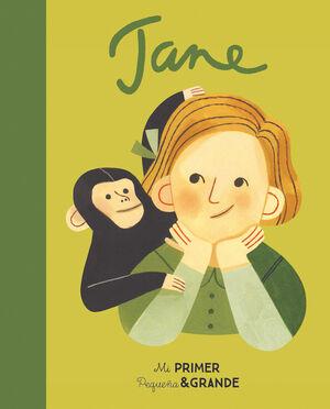Mi primer P&G Jane Goodall
