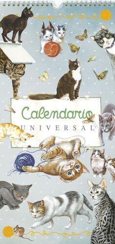 Calendario 2017 universal