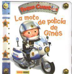 MOTO DE POLICIA DE GINES - PEQUE CUENTOS 26