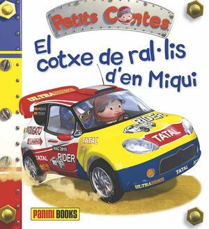 COTXE DE RAL·LIS D´EN MIQUEL