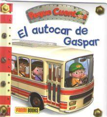 AUTOCAR DE GASPAR - PEQUE CUENTOS 28