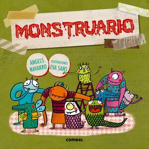MONSTRUARIO - CASTELLANO