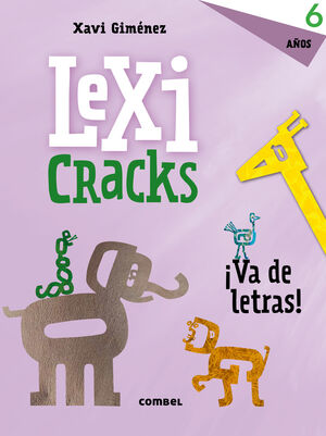 Lexicracks ¡Va de letras! 6 años