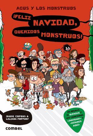 Agus y los monstruos 9 - ¡Feliz Navidad, queridos monstruos!