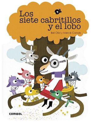 SIETE CABRITILLOS Y EL LOBO,LOS