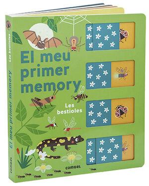 MEU PRIMER MEMORY LES BESTIOLES,EL