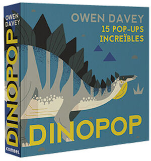 DINOPOP 15 POP UPS INCREIBLES