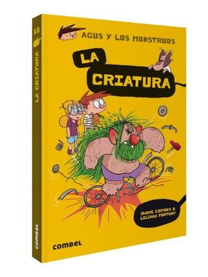 La Criatura Agus y los Monstruos 18
