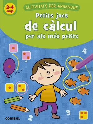 PETITS JOCS DE CALCUL PER MAS PETITS 3-4 ANYS