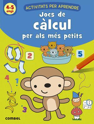 JOCS DE CALCIUL PER ALS MES PETITS 4-5 ANYS