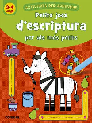 PETITS JOCS D'ESCRIPTURA PER MES PETITS 3-4 ANYS