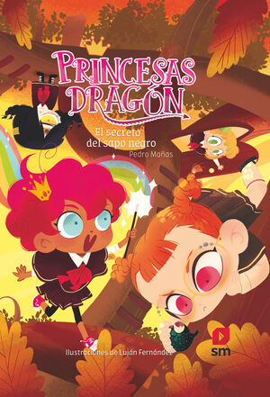 Princesas Dragón: El secreto del sapo negro