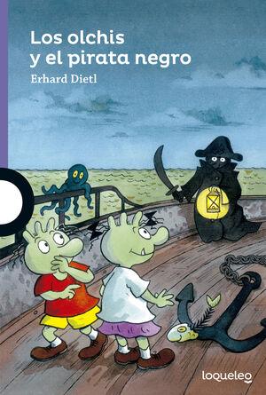 Los Olchis y el pirata negro