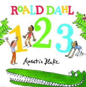 Roald Dahl. 1, 2, 3