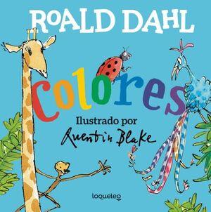 Roald Dahl: Colores