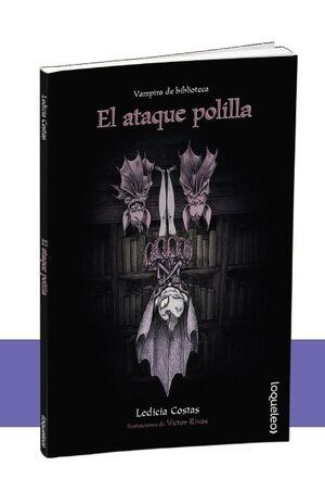 Vampira de biblioteca: ataque polilla