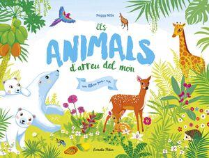 Els animals d'arreu del món