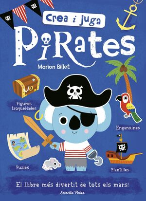 Crea i juga. Pirates