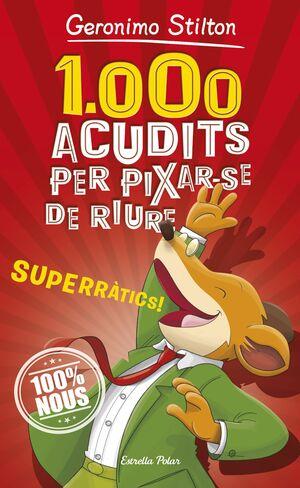 1.000 ACUDITS PER PIXAR-SE DE RIURE