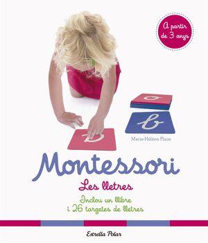 Montessori. Les lletres