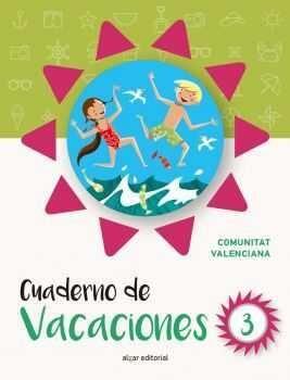 Cuaderno de vacaciones 3 cv