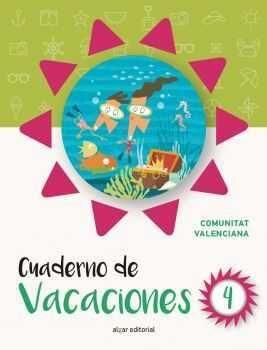 Cuadernos de vacaciones 4 cv