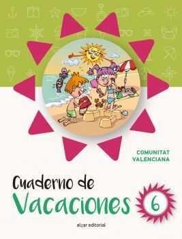Cuaderno de vacaciones 6 cv