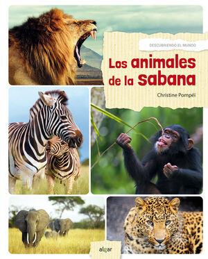 DESCUBRO LOS ANIMALES DE LA SABANA