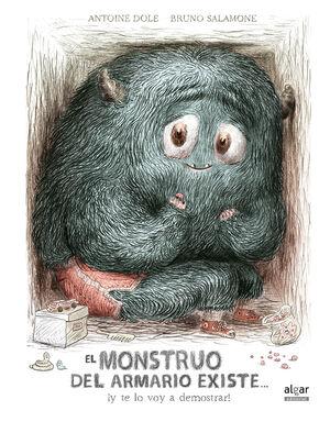 El monstruo del armario existe... ¡y te lo voy a demostrar!