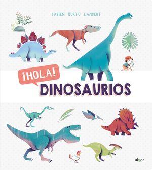 ¡Hola! Dinosaurios