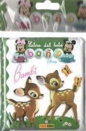 Bambi - libro del bebe baño