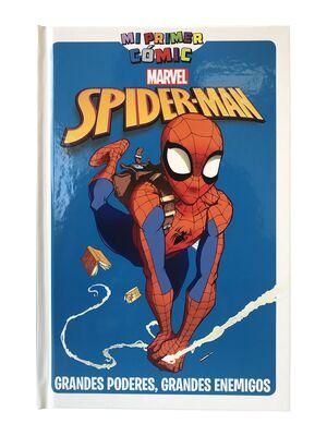 Spiderman. Grandes poderes, grandes enemigos