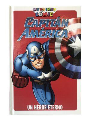 Capitán América, un héroe eterno