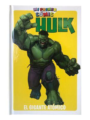 Hulk, el gigante atómico