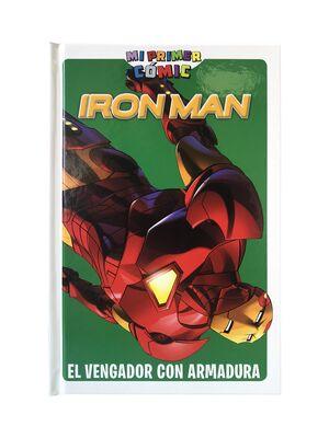 Iron Man, El Vengador con armadura