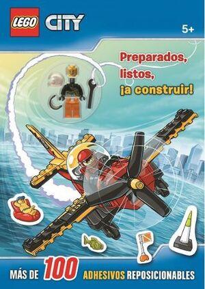 LEGO CITY 5+ PREPARADOS,LISTOS,A CONSTRUIR