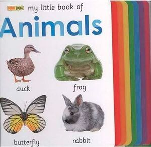 My little book of animals