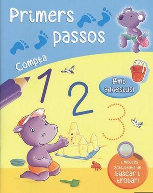 COMPTA. PRIMERS PASSOS